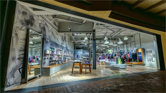 Nike Launches Lifestyle Stores for Women
