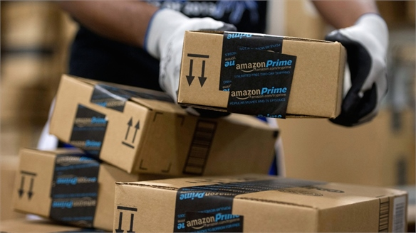 Amazon Launches High-Speed Delivery