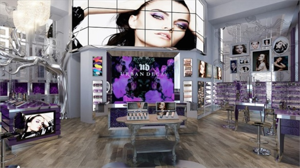 Urban Decay Beauty Flagship