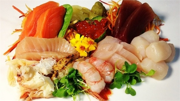 World's First Sustainable Sushi Restaurant