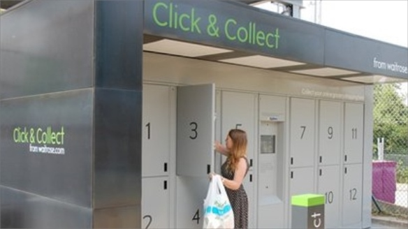 In-Transit Click-&-Collect