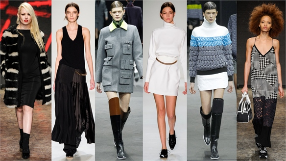 NYFW A/W 14: Weekend Highlights
