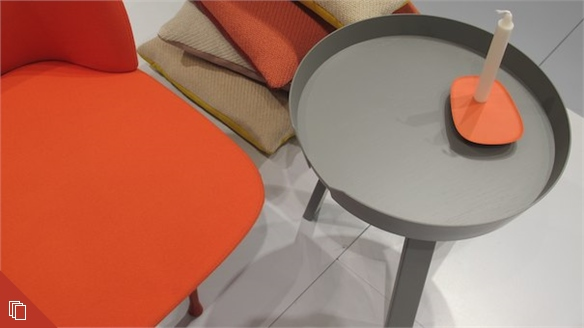 Stockholm Furniture Fair 2014: Colour & Materials