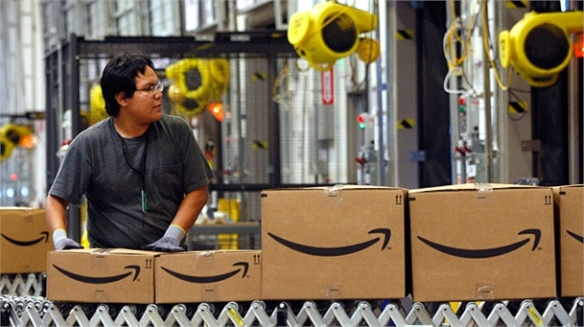 Amazon Plans Anticipatory Deliveries