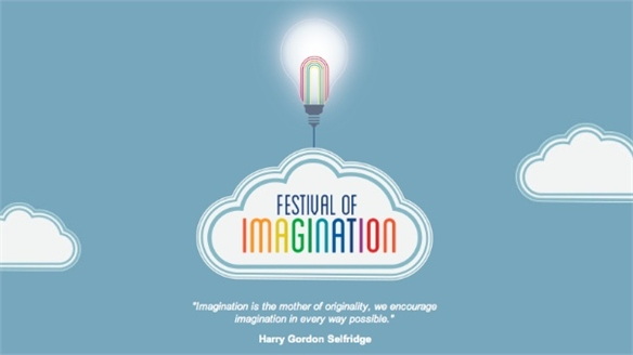 Selfridges Imagineers 2014 Retail Promo