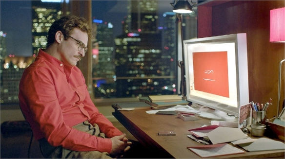Spike Jonze Film Reimagines Digital Future