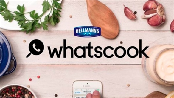 Hellmann's WhatsApp Cooking Lessons