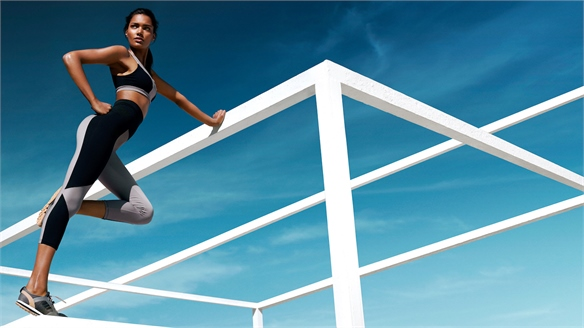 Net-A-Sporter Activewear Platform Launches