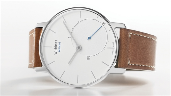 Health-Tracker Watch by Withings