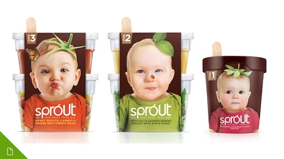 Baby Food Grows Up