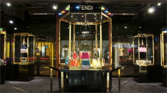 High Fashion Fun: Fendi's Arcade Game Pop-Up