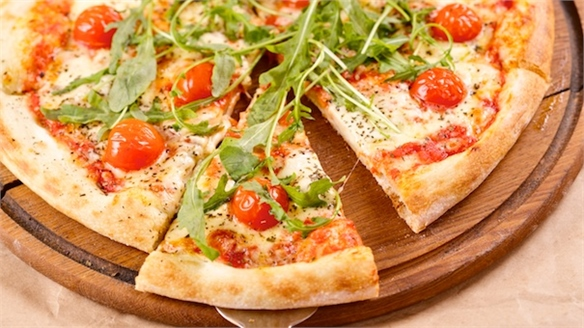 Tesco Launches Pizza Delivery Service