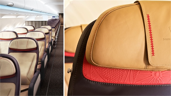 Priestmangoode x South African Airways: Inspired By Heritage