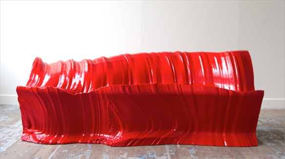 Intervene: Cutting Edge Sofa by Martijn Rigters