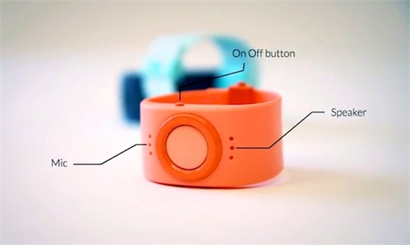 Tinitell: Wearable Mobile Phone