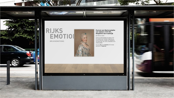 Rijksmuseum Links Selfies to Art
