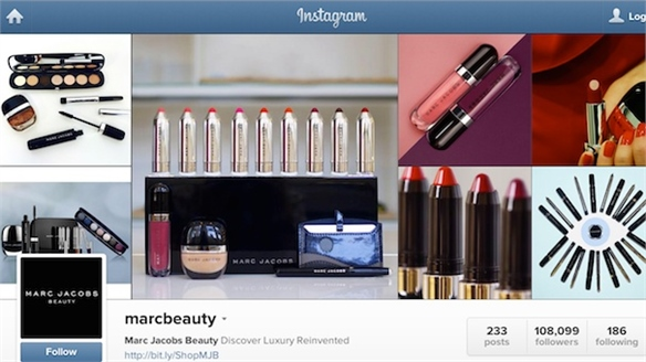 Marc Jacobs Monetises Instagram