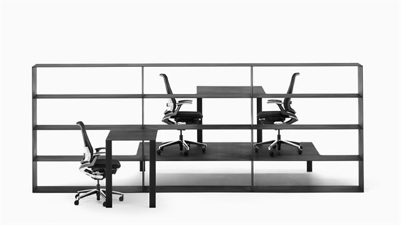 Nendo x Kokuyo: New Office Arrangements