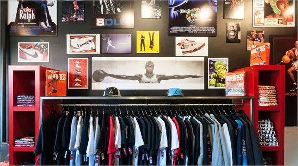 Resale Retail: Air Jordan