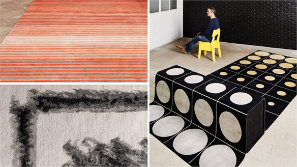 Dutch Design Week 2014 Preview: Design Duo Rugs