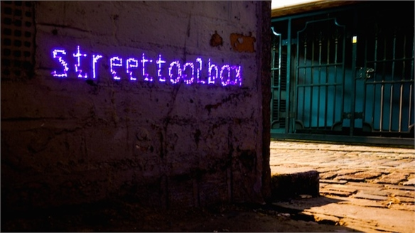 LDF 2014: Streettoolbox