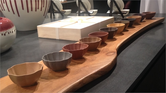 Made in China: Spin Ceramics US Debut