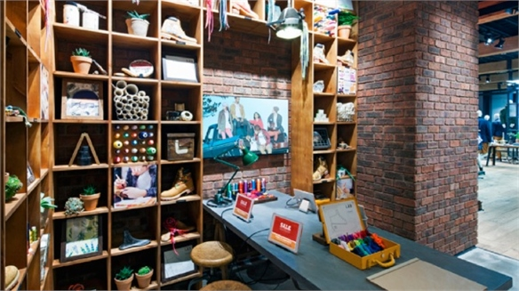 Timberland Taps Customisation