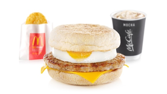 McDonald's Trials All-Day Breakfast