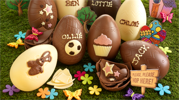 Easter Retail: Personalised, Digitally-Enhanced Fun