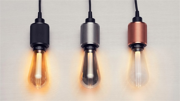 Designer LED Bulbs by Buster + Punch