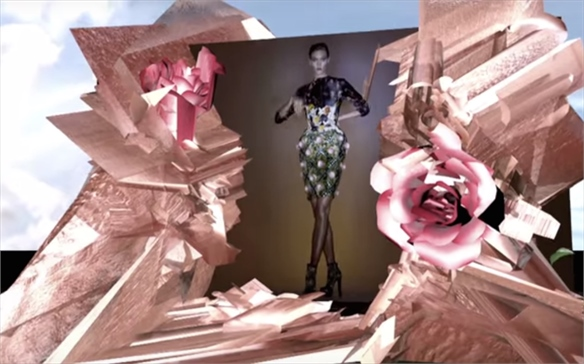 Fashion Film: Mary Katrantzou x Nick Knight