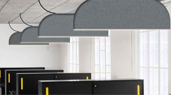 Acoustic Lighting: Improving Workplace Wellness