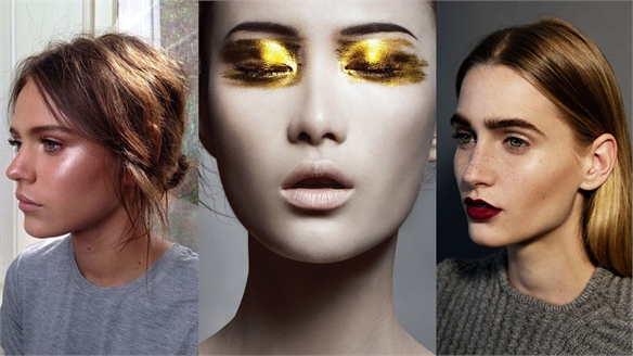 Top Beauty Looks on Pinterest 2015