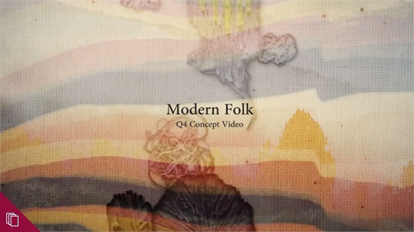 Modern Folk: Autumn/Winter 2016/17