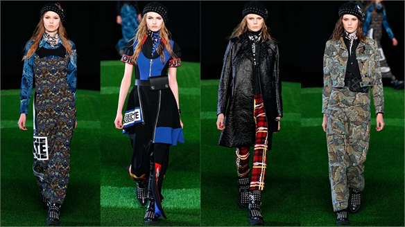 A/W 15-16: Marc By Marc Jacobs