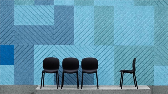 Stockholm Furniture Fair 2015: Baux Acoustic Panels