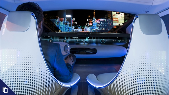 CES 2015: Automotive