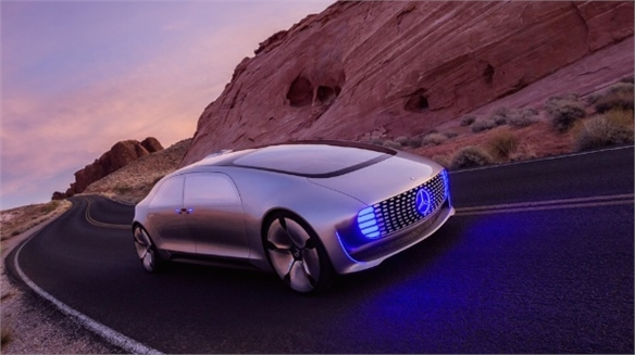 International CES 2015: Luxury in Motion