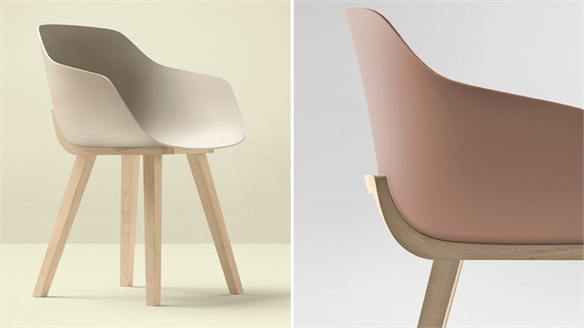 Maison & Objet 2015 Preview: Bioplastic Chair