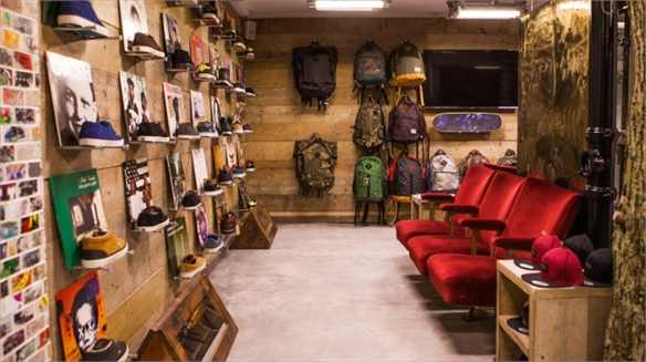 Element Shop Soaks Up Skate Culture