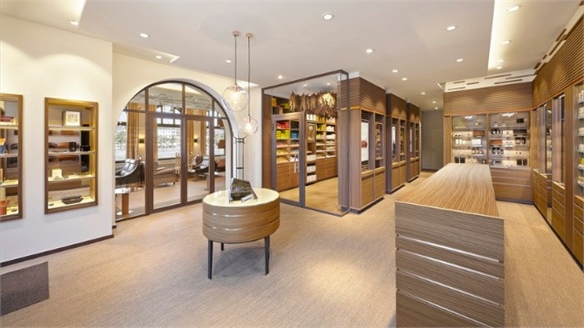 The Social Salon Flagship: Davidoff