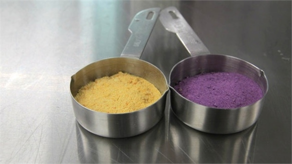 Expired Fruit Becomes Edible Powder
