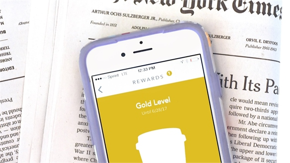 Content Meets Commerce: Starbucks x NY Times Loyalty Scheme