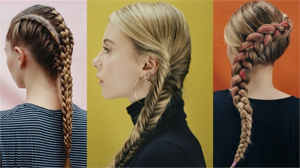 Selfridges' Braid Bar