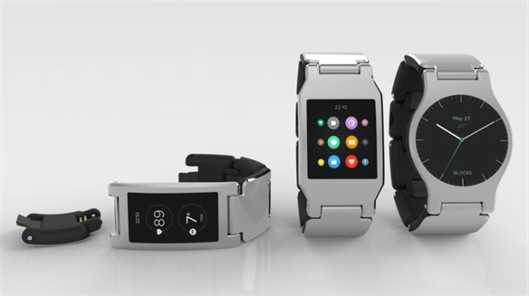Blocks: Modular Smartwatch
