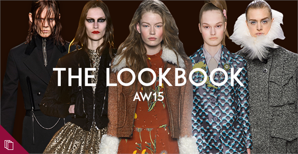 The AW15 Lookbook