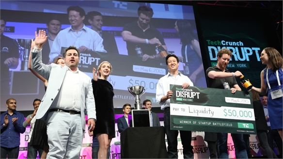 TechCrunch Disrupt 2015: Superchargers