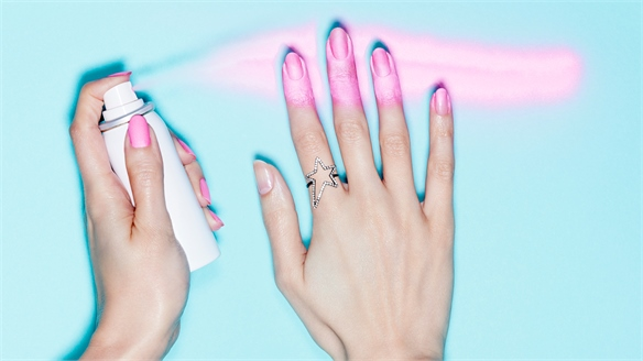 Future Nails: Spray-Can Polish
