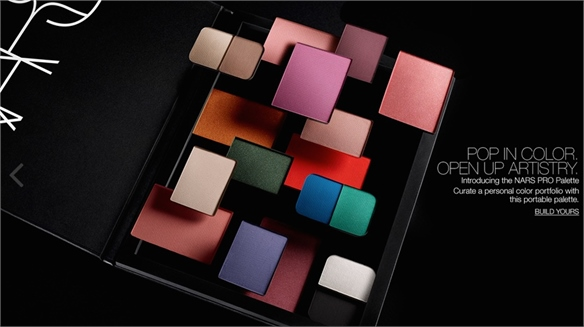 Nars: Playful Customisation Palette