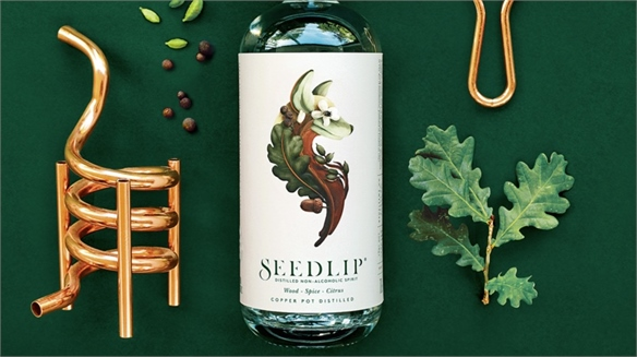Seedlip: Distilled Non-Alcoholic Spirit